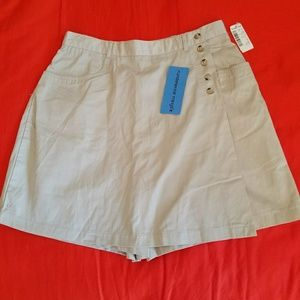 Dresses & Skirts - Khaki Skort